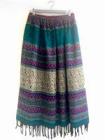 Этническая непальская теплая юбка. Купить в Москве в интернет магазине
