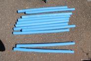Мягкая трубка для стоек защитной сетки на батут