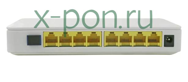 Терминал абонентский ONU EPON C-Data FD108BN 8 порт 10/100 Base-T