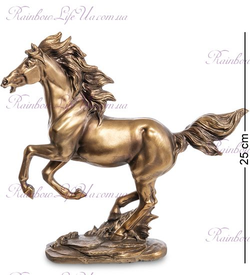 "Статуэтка лошадь бронза ""MN"""