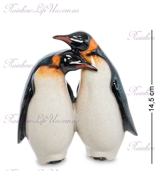 "Фигурка пара Королевских пингвинов ""MN"""