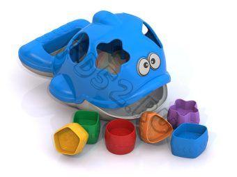 Логическая игрушка Дельфин, в асс-те