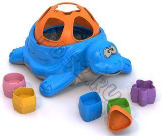 Логическая игрушка Черепаха, в асс-те