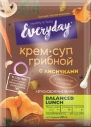 EVERYDAY Крем-суп грибной с лисичками 26 г