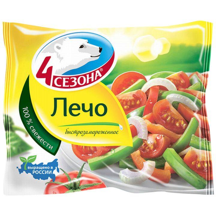 Смесь Лечо 400г 4 Сезона