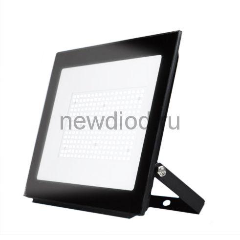 Прожектор светодиодный ULF-F20-150W 4000K IP65 195-250В BLACK Uniel