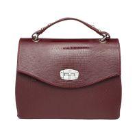 Женская сумка Lakestone Alison Burgundy
