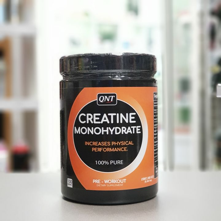 QNT - Creatine Monohydrate (300г)