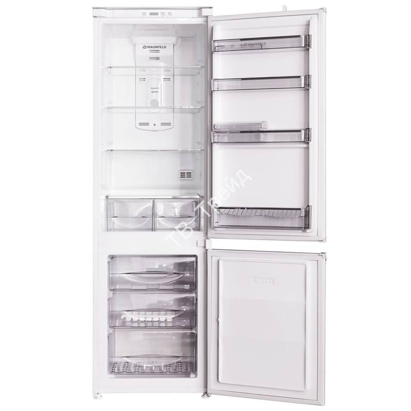 Встраиваемый холодильник MAUNFELD MBF.177NFW