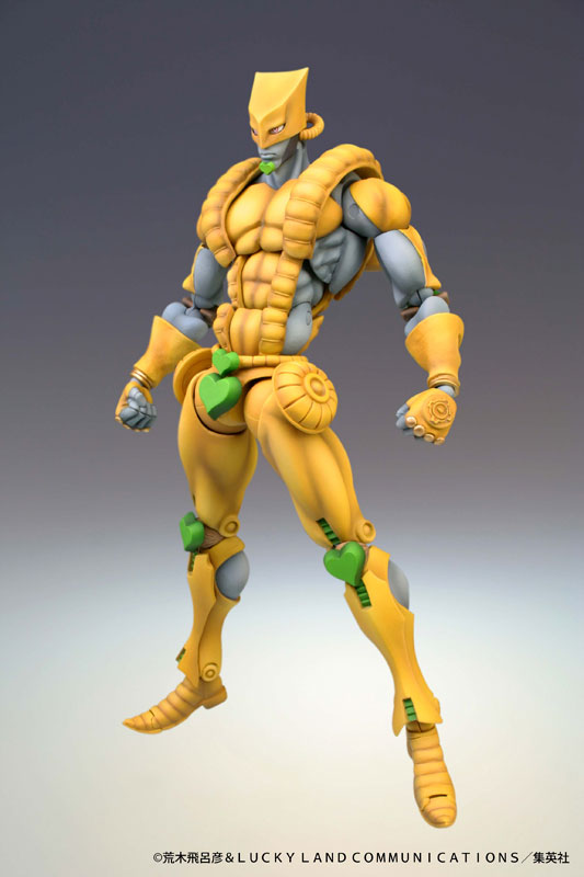 Фигурка JoJo's Bizarre Adventure Part.III - Super Action Statue The World