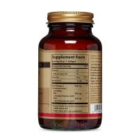 Солгар Тройная Омега 3 950 мг, 50 капс. Состав