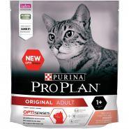 Pro Plan Adult (с лососем и рисом) для взрослых кошек (400 г)