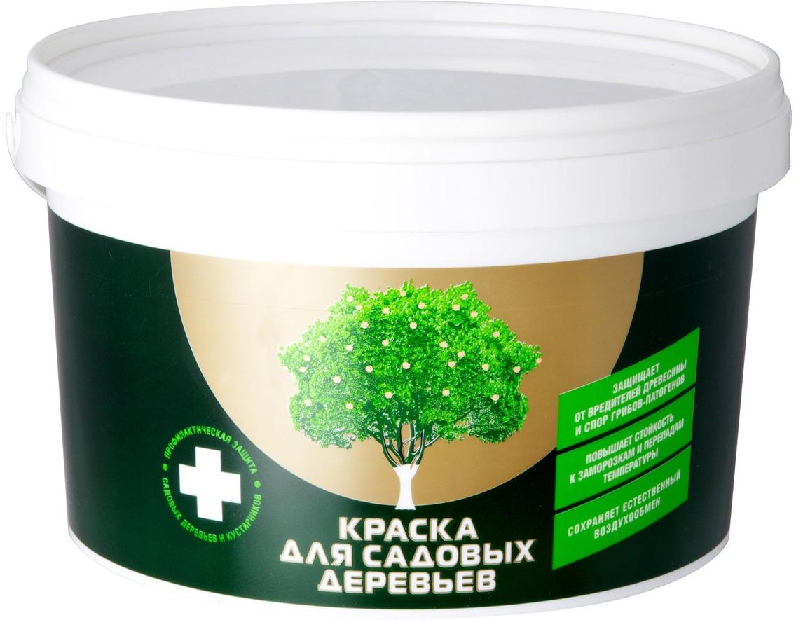 Краска для садовых деревьев Эксперт 2,7 кг