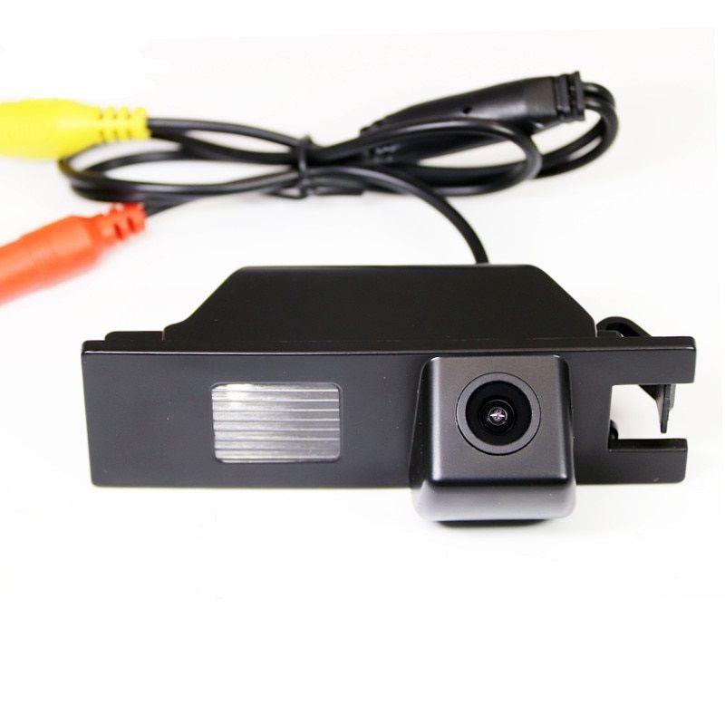 Камера заднего вида Fiat Linea
