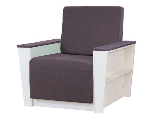Кресло-кровать Бруно 2 серый