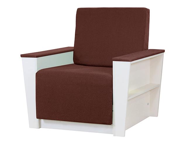 Кресло-кровать Бруно 2 коричневый