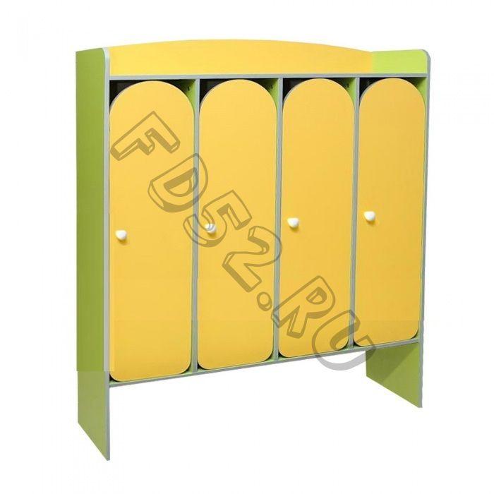 Шкаф для одежды 4-х секционный ШНД-27