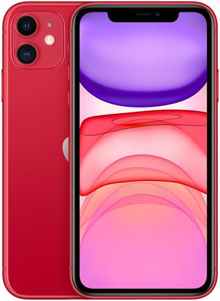 Смартфон Apple iPhone 11 256GB (PRODUCT)RED