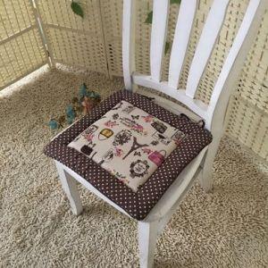 "Подушка на стул ""квадратная"" BC0004"