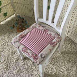 "Подушка на стул ""квадратная"" BC0006"