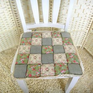 "Подушка на стул ""квадратная"" BC0040"
