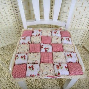 "Подушка на стул ""квадратная"" BC0047"