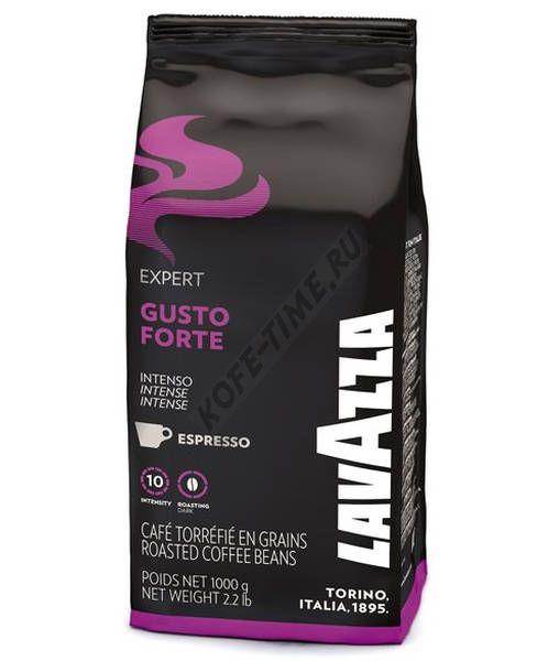 Кофе Lavazza Gusto Forte, 1 кг.