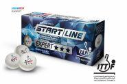 EXPERT 3*, 10 мячей в упаковке