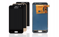 LCD (Дисплей) Samsung J120F Galaxy J1 (2016) (в сборе с тачскрином) (gold)