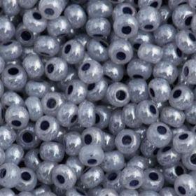 Бисер чешский 37149 серый непрозрачный Preciosa 1 сорт