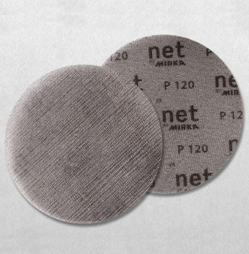 Шлифовальные круги MIRKA AUTONET Ø 150 ММ P320