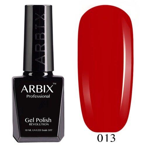 Гель-лак Arbix №013 Алые Паруса