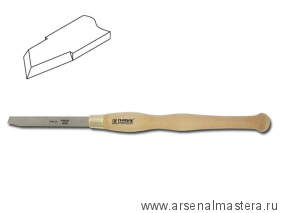Резец токарный HSS Line Profi 18х150х465 мм квадрат правый NAREX 818205