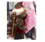Санта Клаус музыкальный 40 см