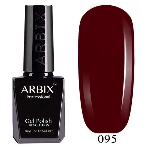Гель-лак Arbix №095 Кардинал