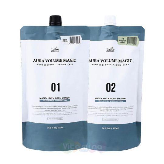 La'dor Стайлинг программа для здоровых волос Aura Volume Magic Healthy, 1000 мл