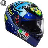 Шлем AGV K-3 SV Rossi Misano 2015