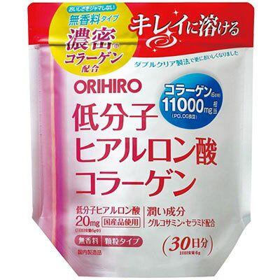 Коллаген с гиалуроновой кислотой и глюкозамином  ORIHIRO