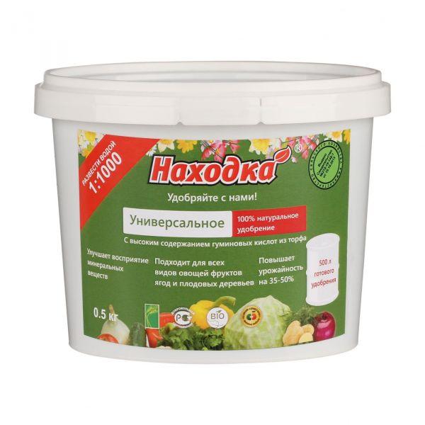 Универсальное удобрение на 500 литров для растений: капуста, перец, томаты, клубника