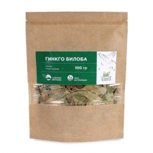 Гингко Билоба (листья), 100 гр