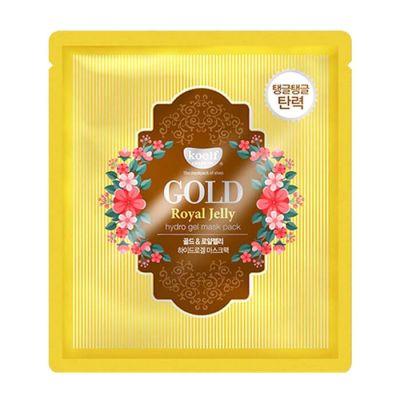 Маска для лица гидрогелевая с маточным молочком koelf GOLD Royal Jelly hydrogel mask pack