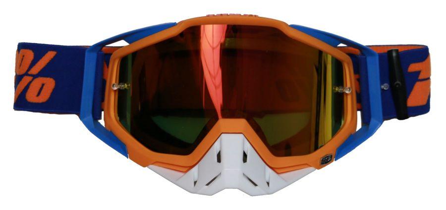 Детские очки для мотокросса 100%