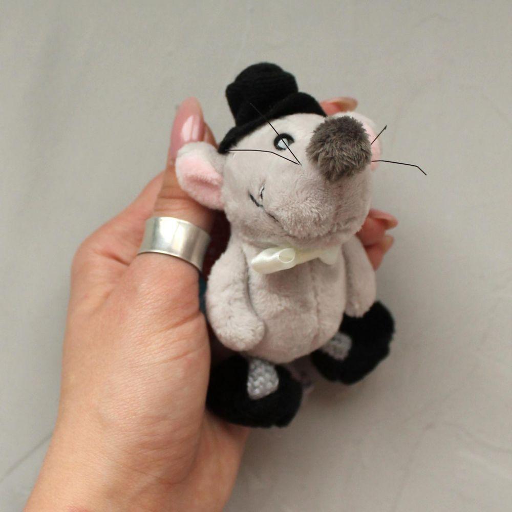 Аксессуар для куклы Nici, мышонок (крысенок)