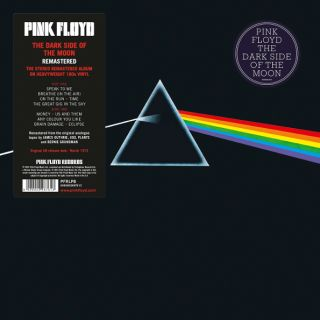 PINK FLOYD  The Dark Side Of The Moon 1973 (2016)