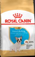 Royal Canin French Bulldog Puppy Корм для щенков французского бульдога (10 кг)
