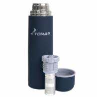 Термос HS.TM-032 750мл с ситечком Тонар