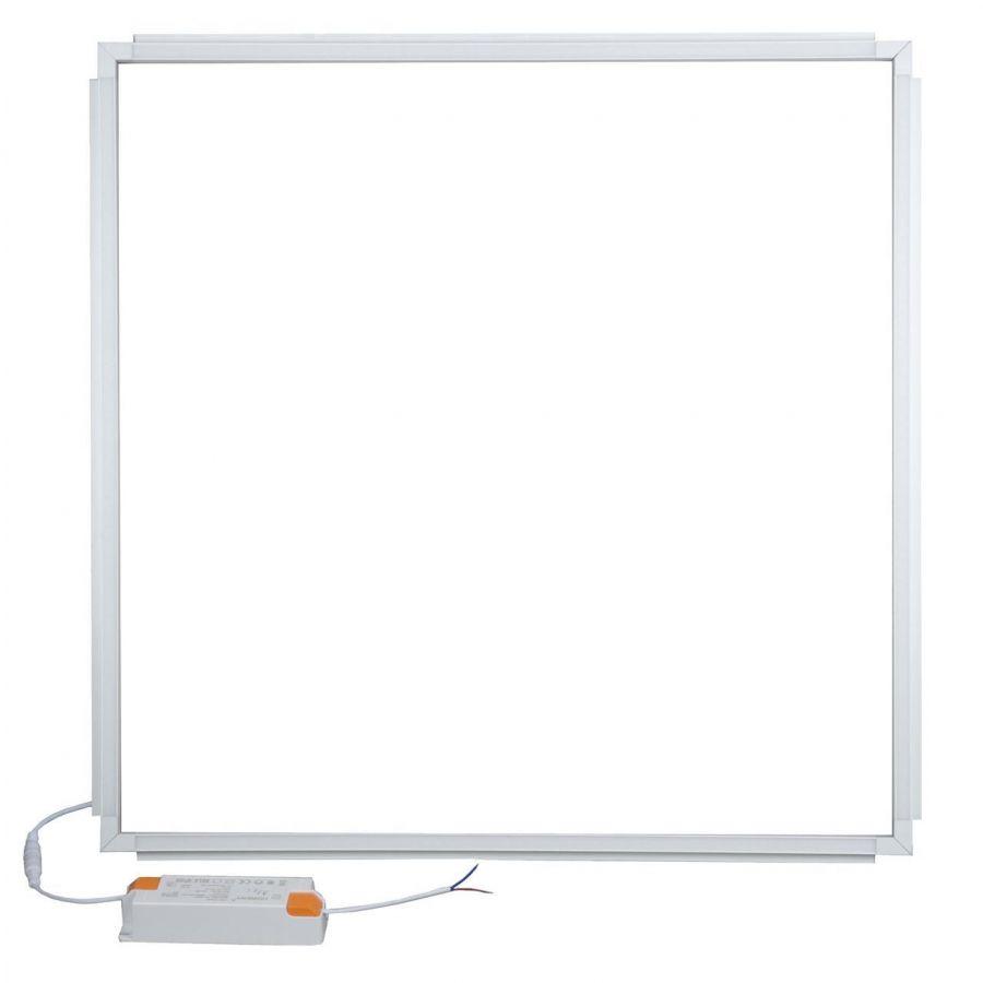 Потолочный светодиодный светильник (UL-00004633) Uniel ULO-RF6060-38W/6500K Reframe white