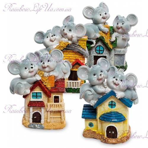 Копилка ''Мышки на крыше''