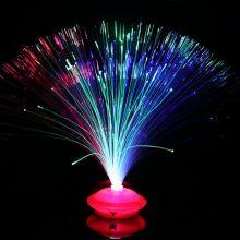 Светильник- ночник Нежность, Цвет подставки: Красный