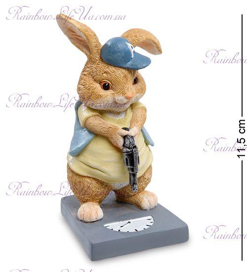 "Фигурка заяц с ружьем ""ED"""